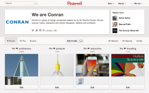 Conran on Pinterest