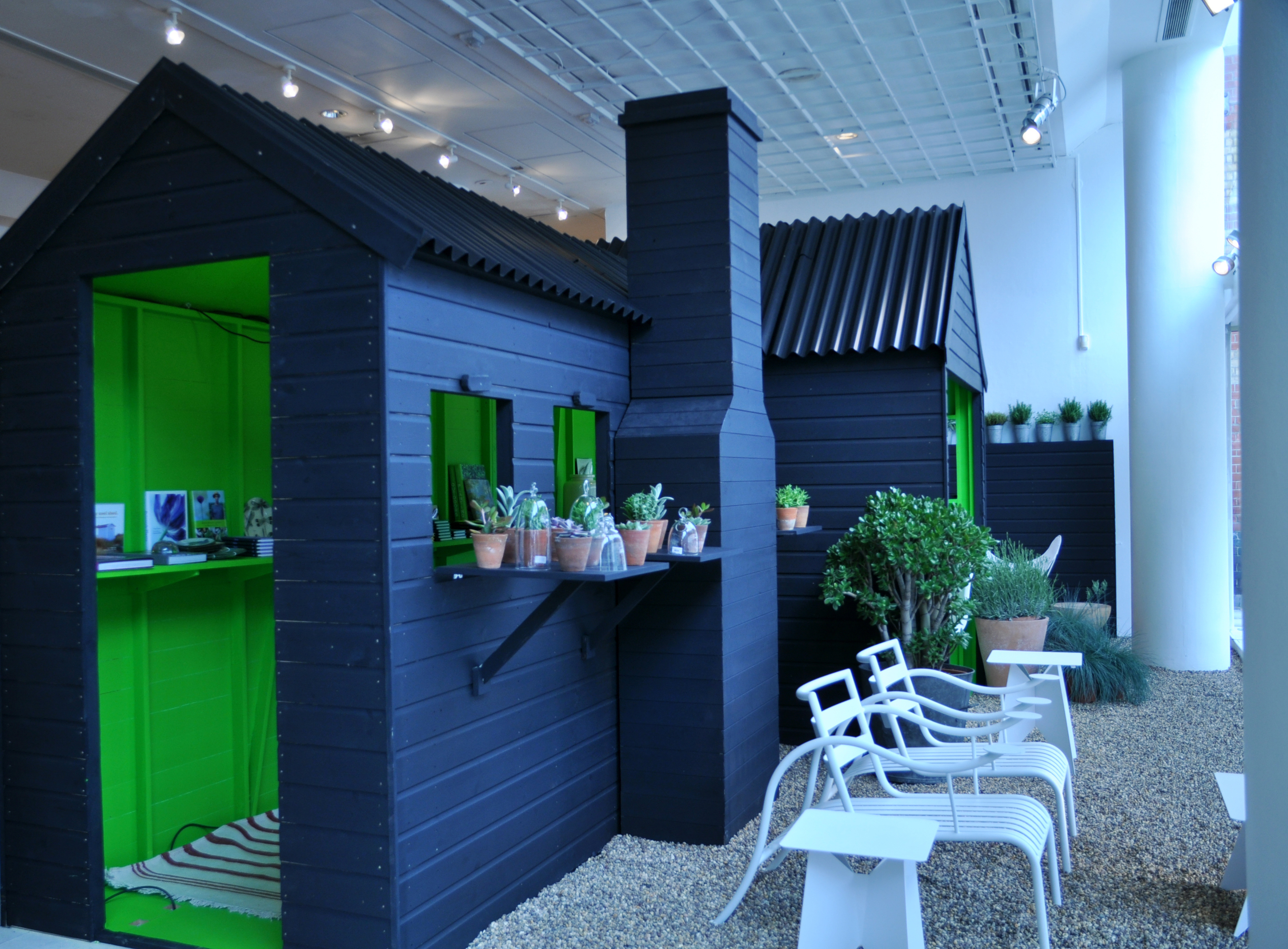 The conran shop what 39 s going on at conran the conran for Tiny garden rooms