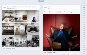 Conran on Facebook