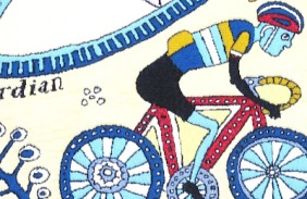 The Walthamstow Tapestry detail 2