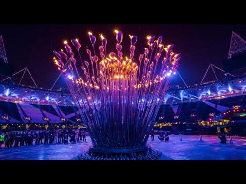 Heatherwick's cauldron