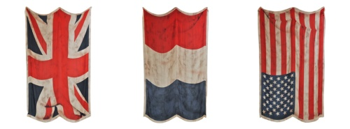 Conran Shop flags