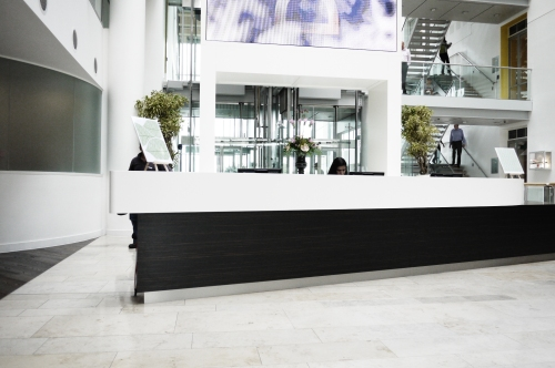 Conran + Gordon's Diageo HQ reception