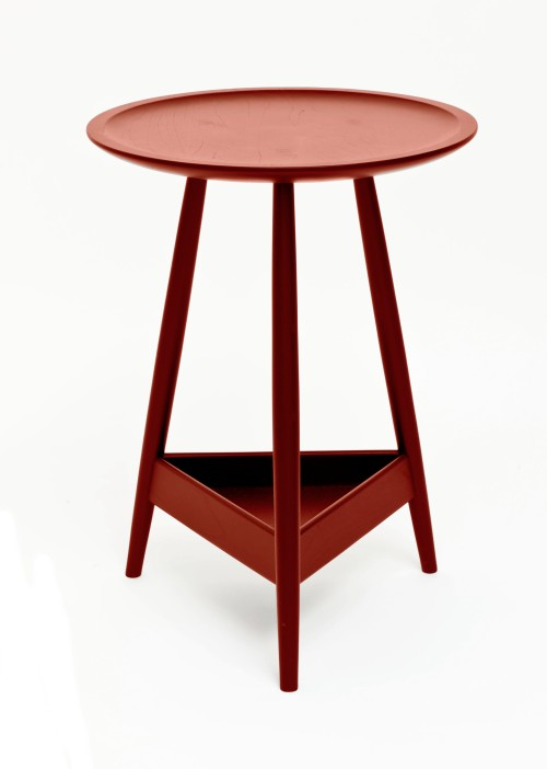 Russel Pinch's RED Clyde side table